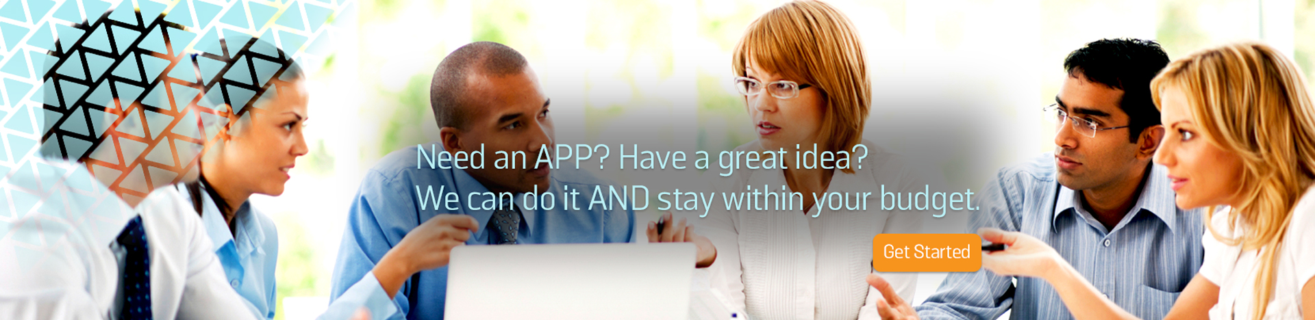 Need an App? Have a great idea? We can do it.